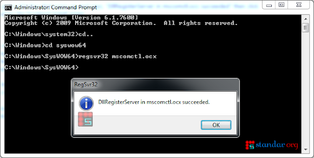 "Panduan Mengatasi Error Component ""MSCOMCTL.OCX"" pada Windows-2"