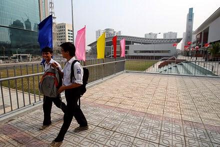 Viettel miễn phí cáp quang đến tất cả các trường học trong nước