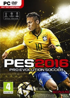 Games Pro Evolution Soccer 2016