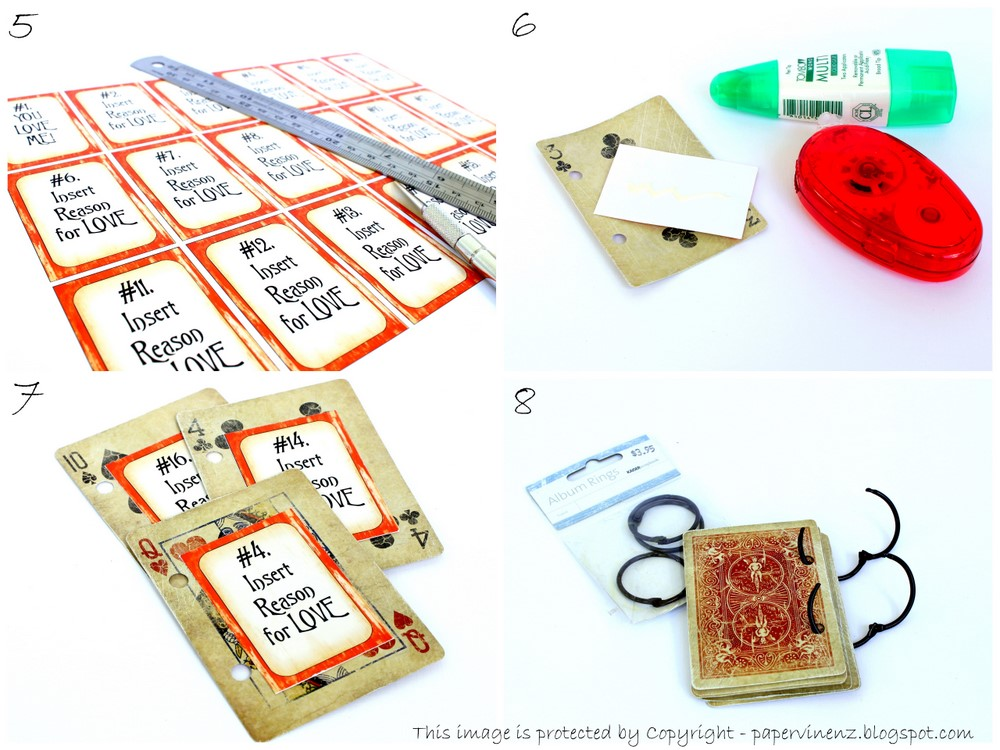 Reasons Why I Love You Template Papervine: 52 reasons i love you cards ...