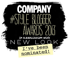 If you love us nominate us for best blogging duo !