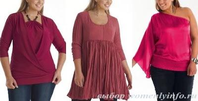 top Мода для повних: секрети краси повних жінок, фото