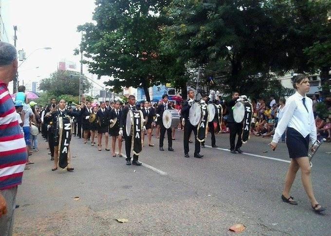 Natal: Banda Marcial de escola estadual é exemplo de protagonismo da juventude