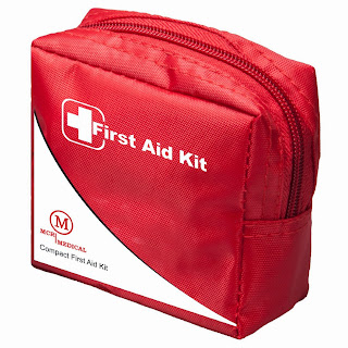 MCR Medical Supply first aid kit