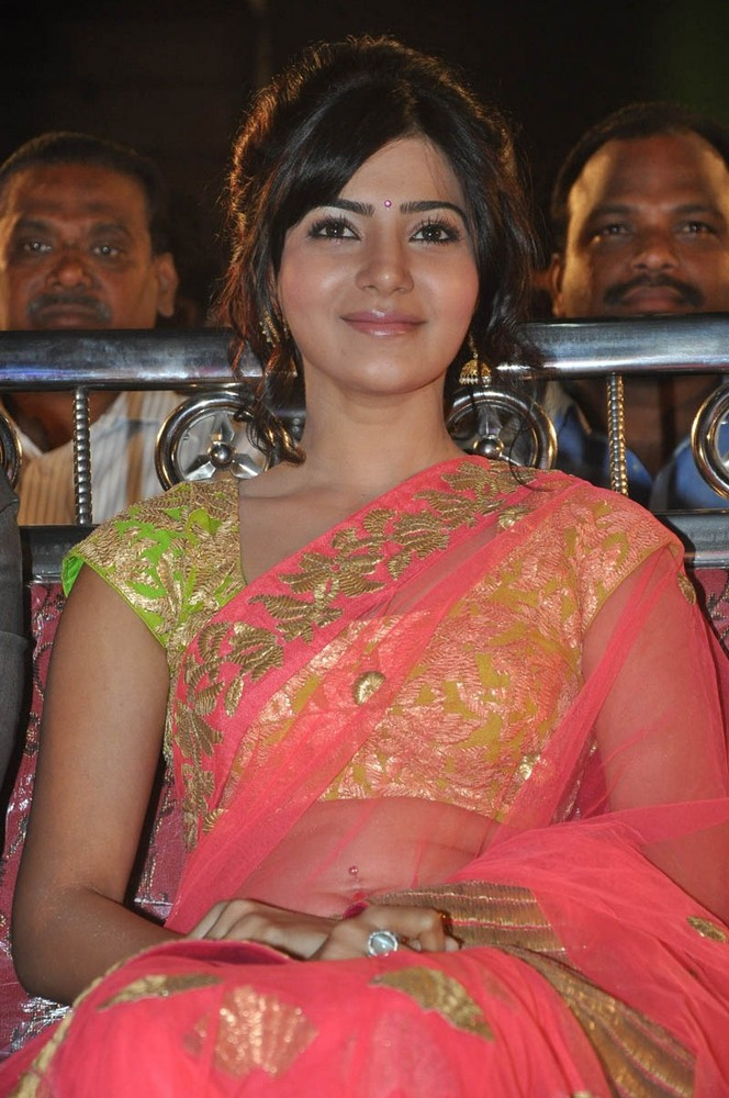 Jabardasth Heroine Samantha Photos