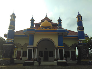Masjid Paling Indah Di Jawa Tengah