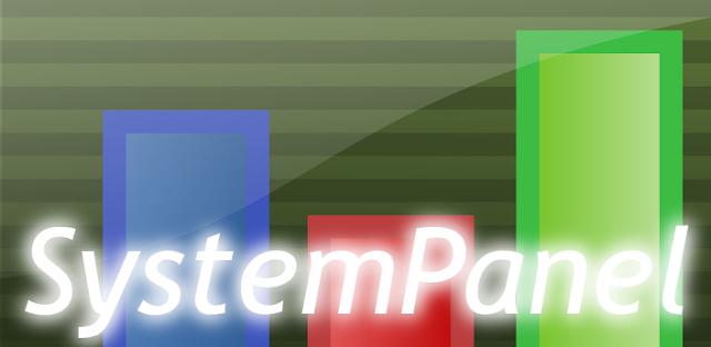 SystemPanel App / Task Manager v1.2.0
