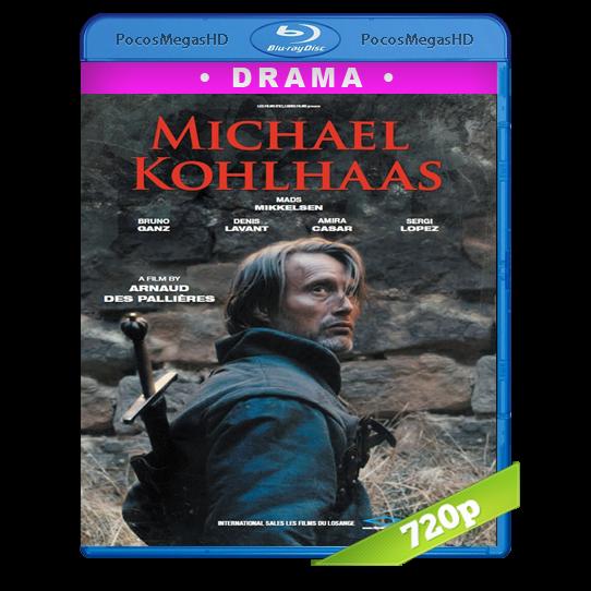 Michael Kohlhaas (2013) BrRip 720p Francés AC3 5.1+subs