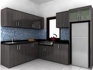 Kontraktor interior surabayaharga kitchen surabaya for Harga kitchen set surabaya