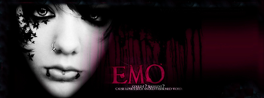Best EMO Collection For Facebook