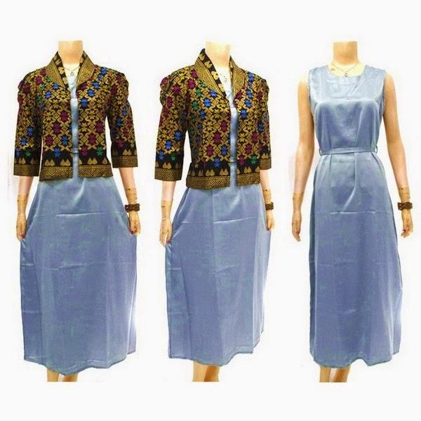 Dress Gamis Prada Hitam | Polosan Saten Velvet