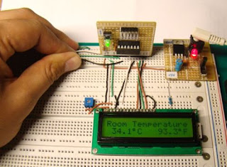 Termometro com PIC