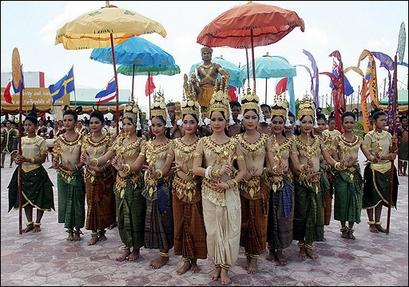 Top apsara dancing in cambodia khmer daily news