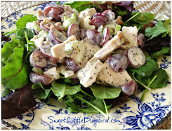 Sonoma Chicken Salad  {Whole Foods' recipe}