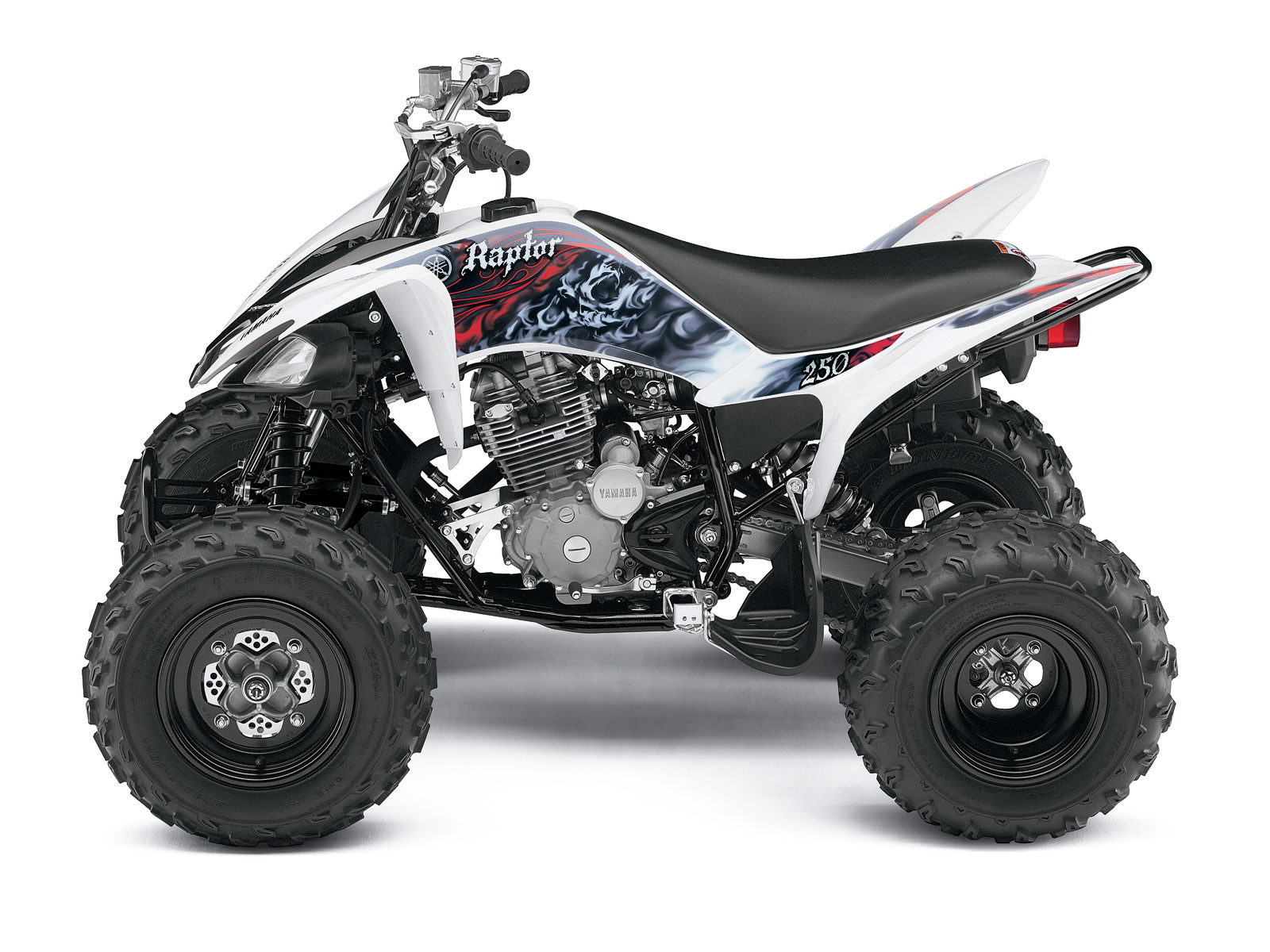 2011 yamaha raptor 250 atv wallpapers specifications. Black Bedroom Furniture Sets. Home Design Ideas