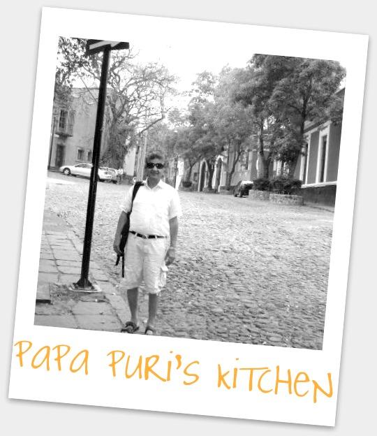 Papa Puri's Blog