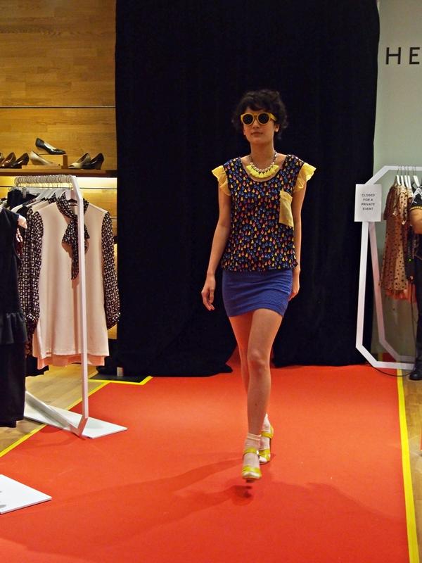 Await Fashion Show By A Supachai