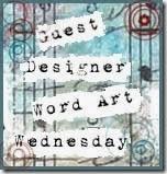September 2013 Guest Designer