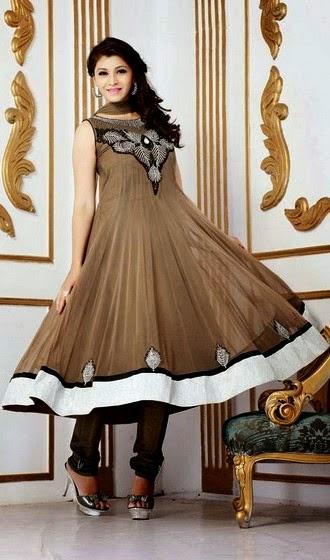 Latest Styles Party Wear Salwar Kameez Designs