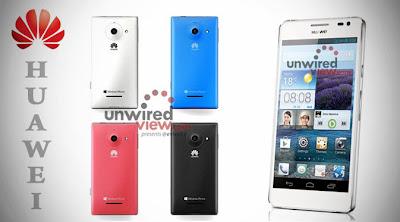 Spesifikasi Huawei Ascend W1