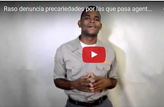 Polia Dominicano se desespero'
