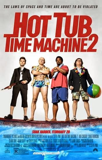 Hot Tub Time Machine 2 DVDRip Latino