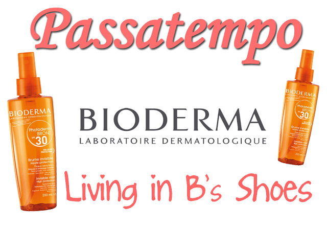 Passatempo BIODERMA Living in B's Shoes - Photoderm Bronz Bruma