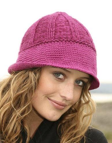 вязаные шапки спицами схемы бесплатно.