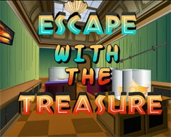 Juegos de Escape Escape with the Treasure