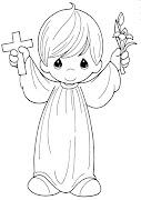 Mi colección de dibujos: ♥ Angelitos ♥