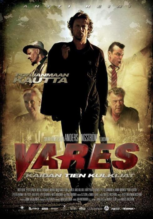 Ngôi Làng Điên Loạn Vietsub - Vares: The Path Of The Righteous Men Vietsub (2012)
