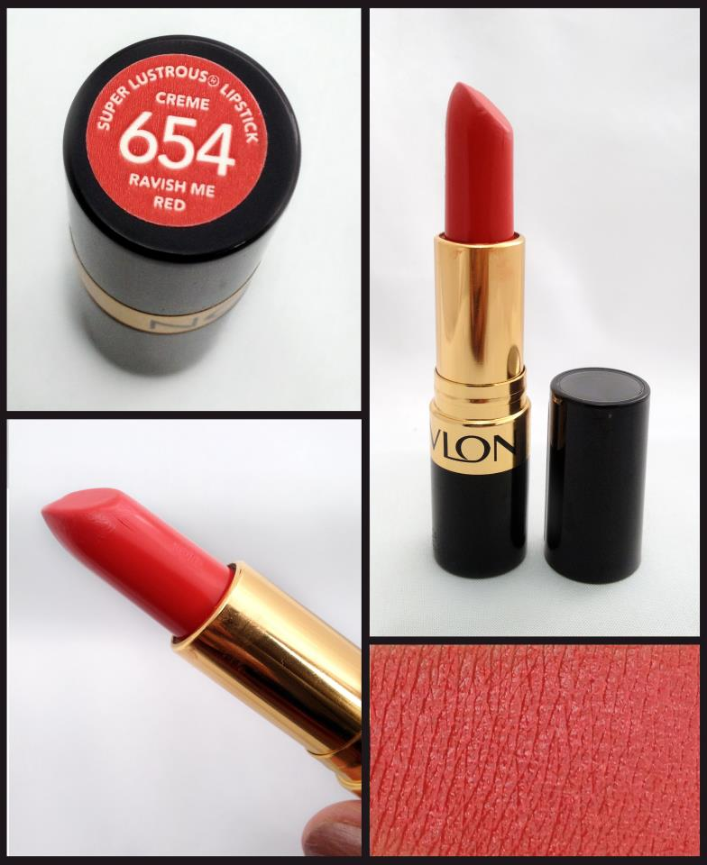 you should probably know this about revlon ravish me red