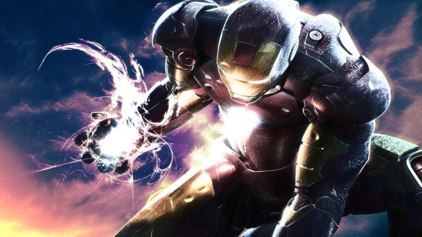 Free Iron Man HD Wallpapers