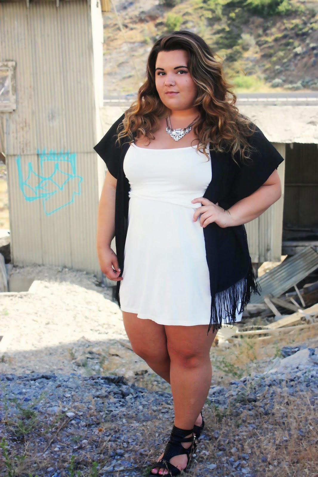 Plus size country style dresses for women