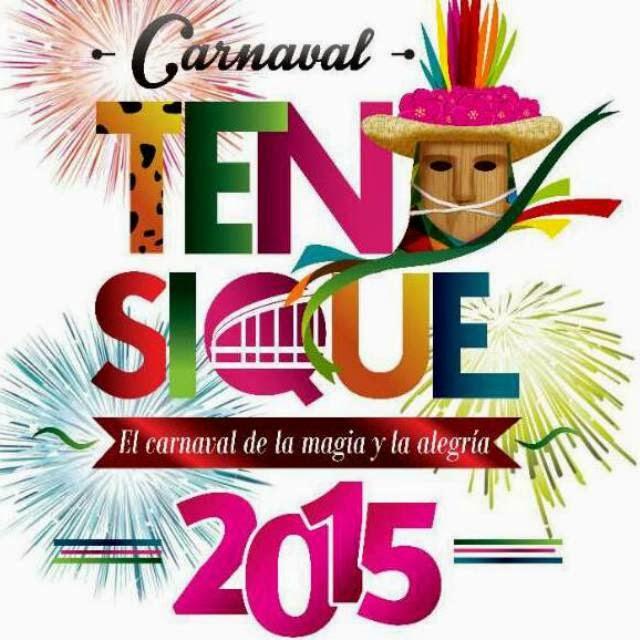 CARNAVAL DE TENOSIQUE 2015