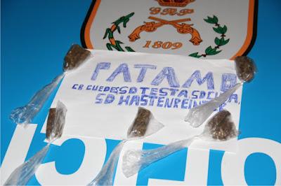 APÓS DENÚNCIA, POLÍCIA PRENDE HOMEM POR TRÁFICO DE DROGAS EM CARDOSO MOREIRA