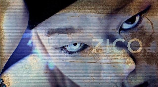 Block B Zico's comeback teaser screencap 121015.