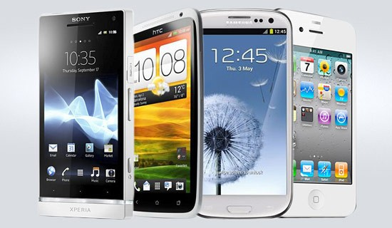 Smartphone desain fitur spesifikasi terbaik