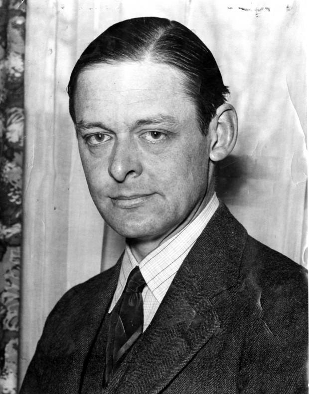 Eliot ingiliz şair, oyun yazarı ve edebiyat eleştirmeni-ts