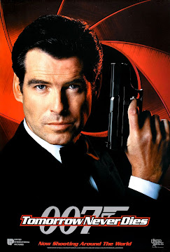 Poster Of Tomorrow Never Dies (1997) In Hindi English Dual Audio 300MB Compressed Small Size Pc Movie Free Download Only At worldfree4u.com