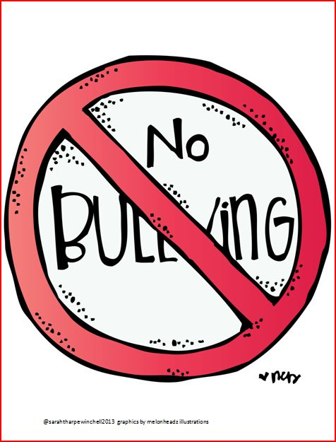 Free no bullying zone coloring pages