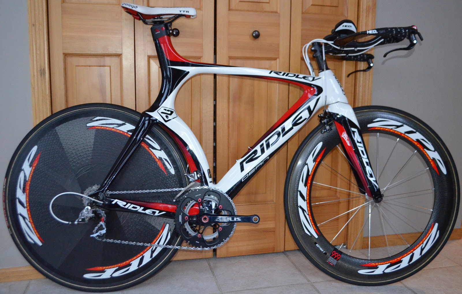 The Life Of A Cycling Addict For Sale 2010 Ridley Dean Tt Tri