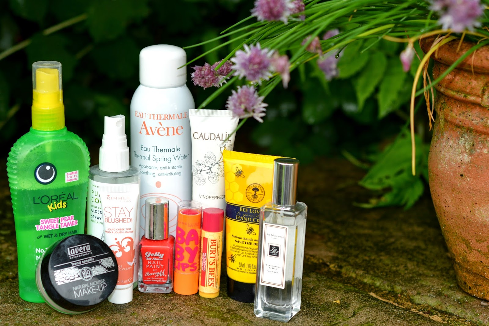 Beauty Blogger Summer Beauty Favourites