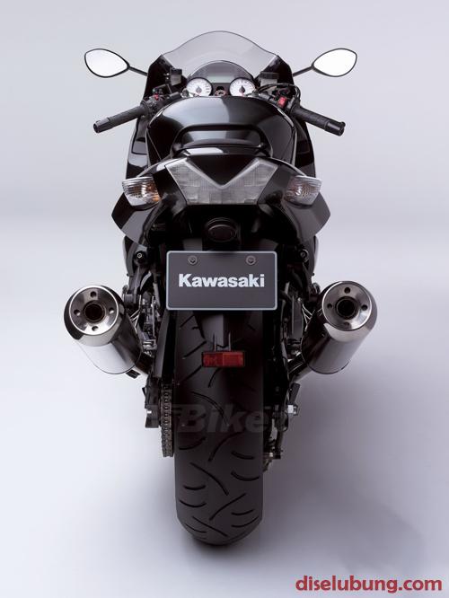 Motor Tercepat di Dunia, Kawasaki ZZR1400