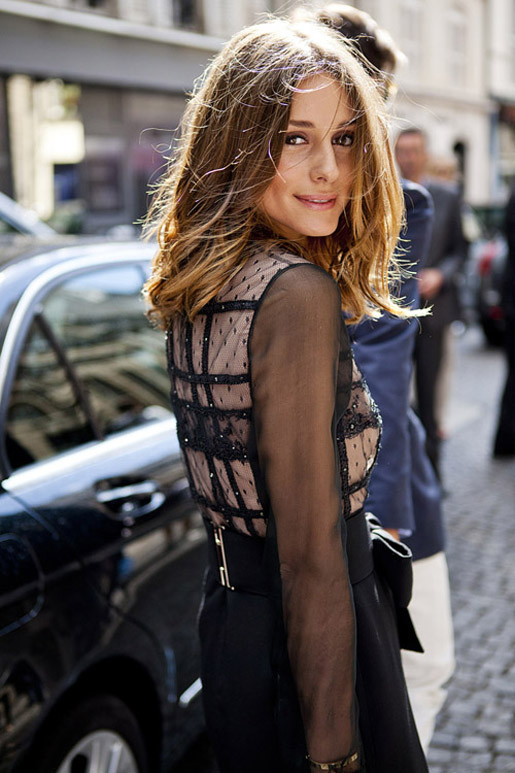 Sprinkles and Style || From Long to Short Hair - Olivia Palermo