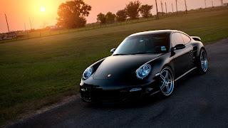 Porsche 911 Turbo background free download for desktop