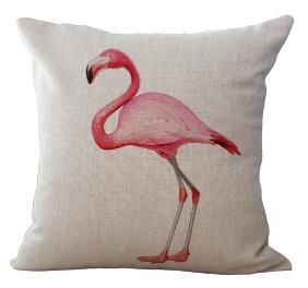 FLAMINGO Pillow Covers