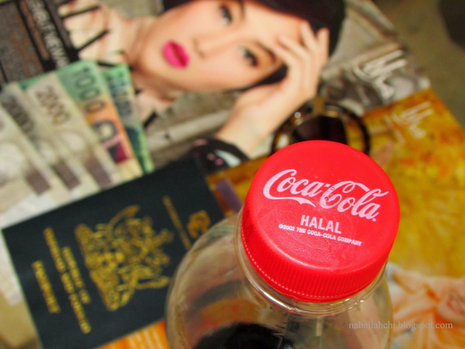 Halal Coke I bought at the supermarket Superrrr