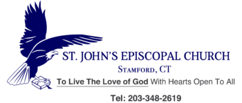 Event: We Will be Guest Preaching at St. John's Episcopal Church, Stamford, Sun. Feb. 18th 10:15 am