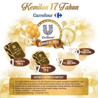 Info-Kuis-Lagi-Info-Kontes - Foto-Unilever-Carnival-2015